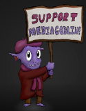 Support MegiaGoblin